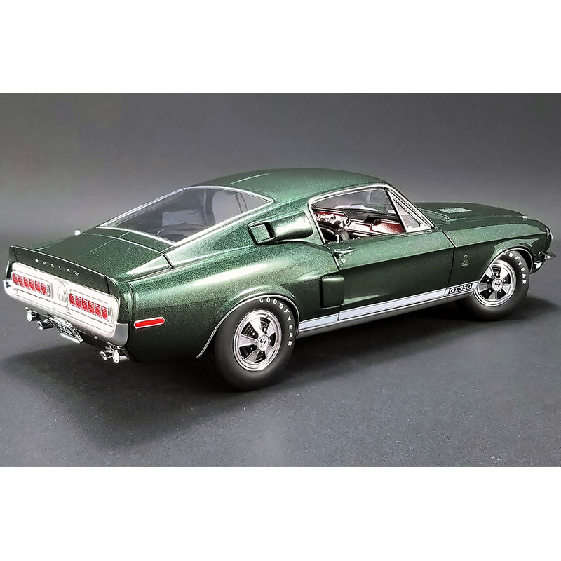 ACME 1/18 1968 Ford Mustang Shelby GT350H Hertz Green 1801825